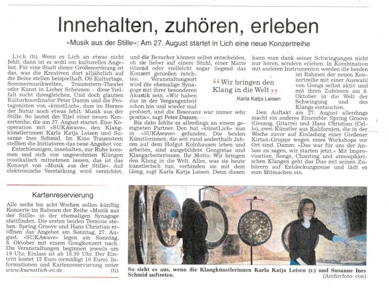 170810_SUKAwave_Giessener_Allgemeine_Musik_aus_der_Stille